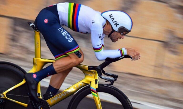 Filippo Ganna interesado en estar la Copa de Naciones de pista UCI Cali 2021